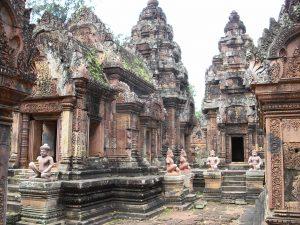 Reisen nach Kambotscha