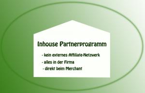 Affiliate Inhouse Partnerprogramm