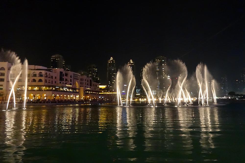 Dubai Fontänen 5