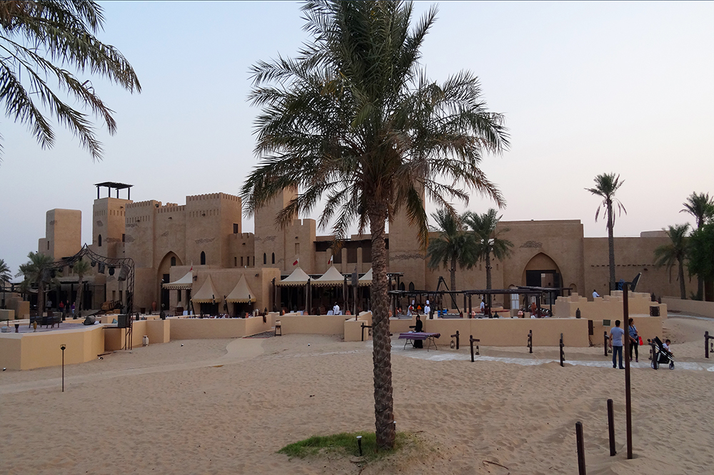 Dubai Wüstensafari 4