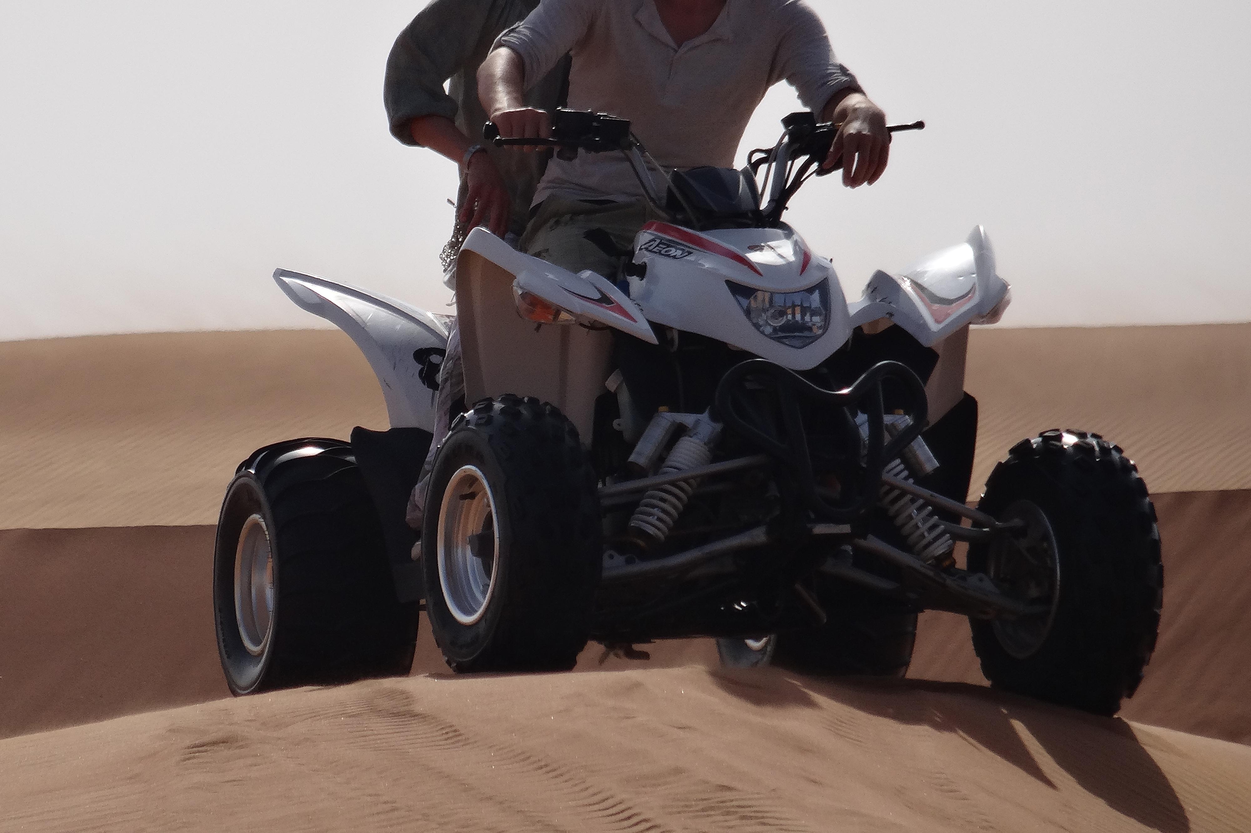 Dubai Wüstensafari 7