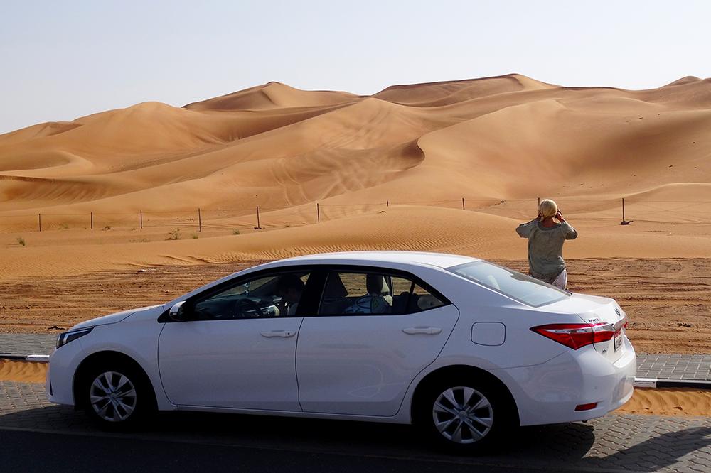 Dubai Wüstensafari 9