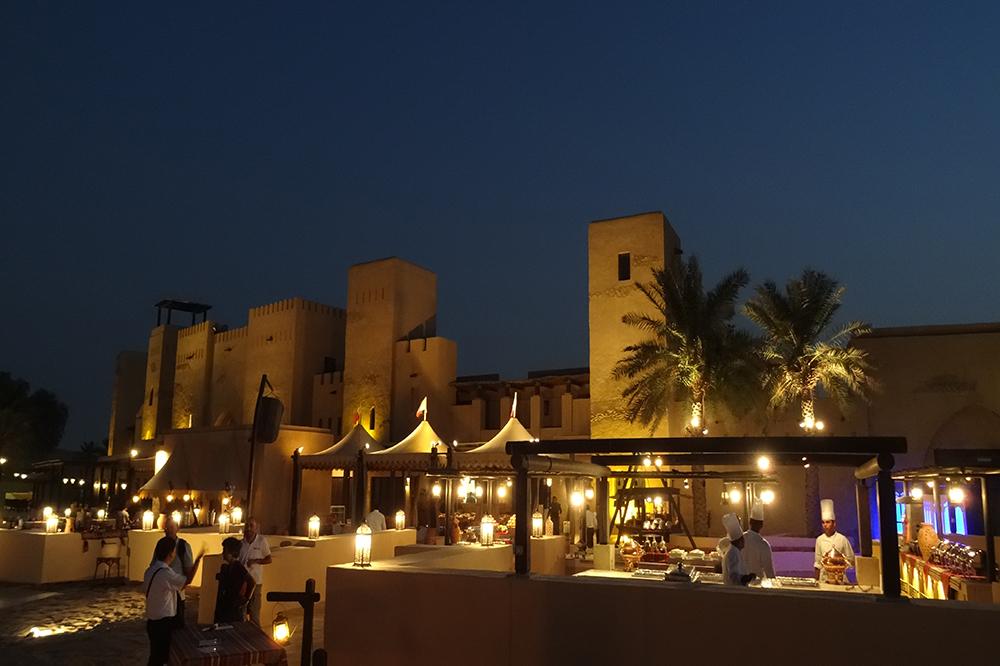 Dubai Wuestensafari 1