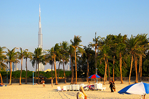 Straende Dubai 1